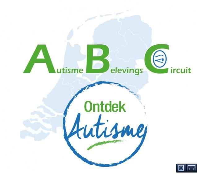 logo Autisme Belevingscircuit Ontdek Autisme