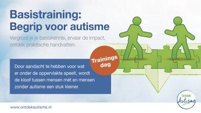 Autisme en prikkelverwerking – basistraining Trainingsdagen (2)