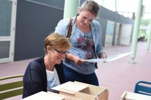 Zelf ondervinden is een belangrijk uitgangspunt in de trainingen van Ontdek Autisme.